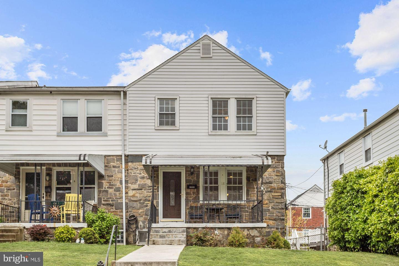 18 Enjay Avenue   - Baltimore, Maryland 21228