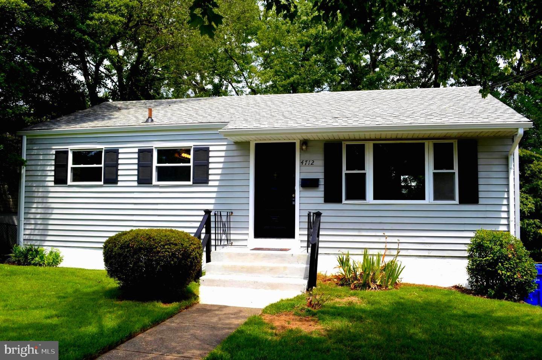 4712 Edgewood Road   - College Park, Maryland 20740