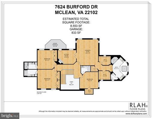 7624 Burford Dr Mclean VA 22102