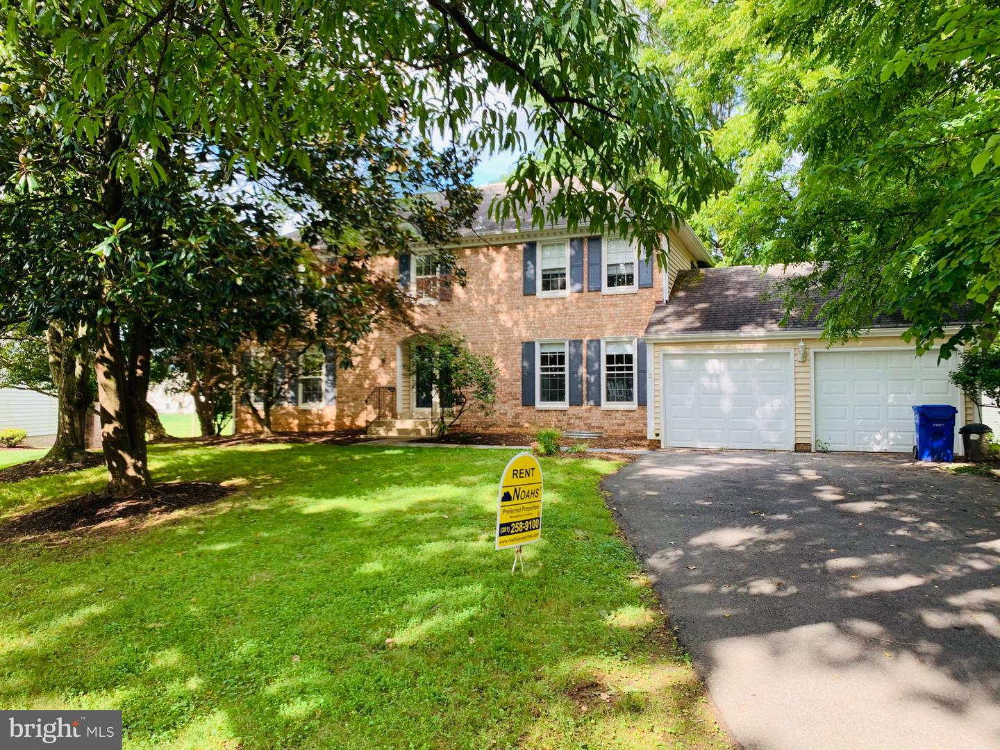 12408 Willow Green Court   - Montgomery, Maryland 20854