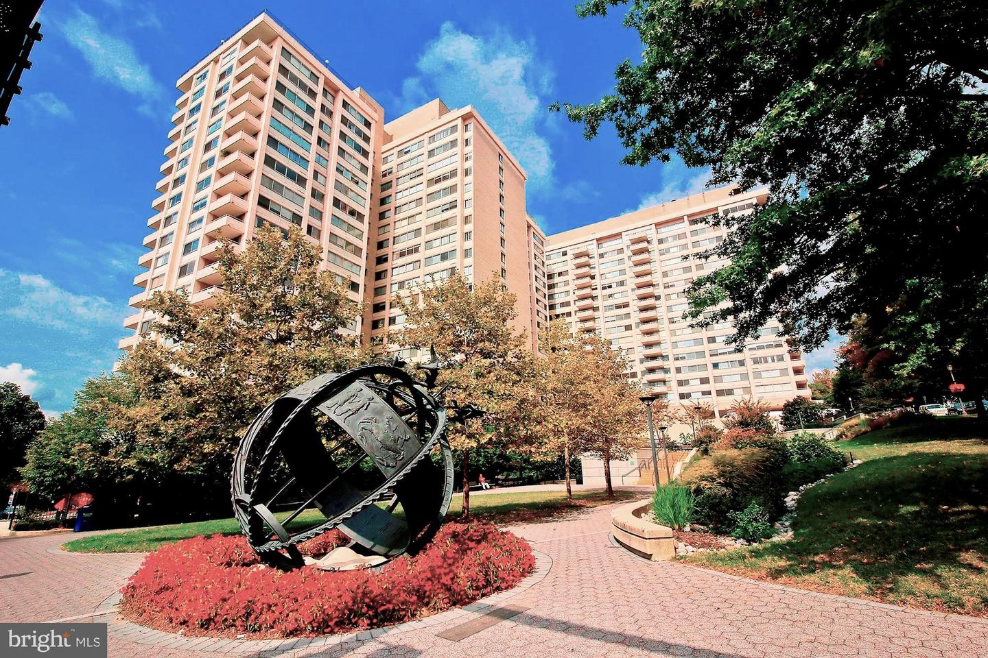 5500 Friendship Boulevard  #1004N - Chevy Chase, Maryland 20815