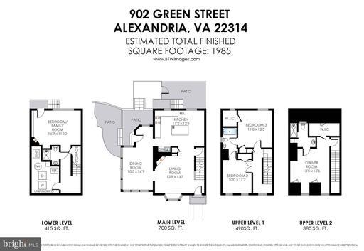902 Green St Alexandria VA 22314