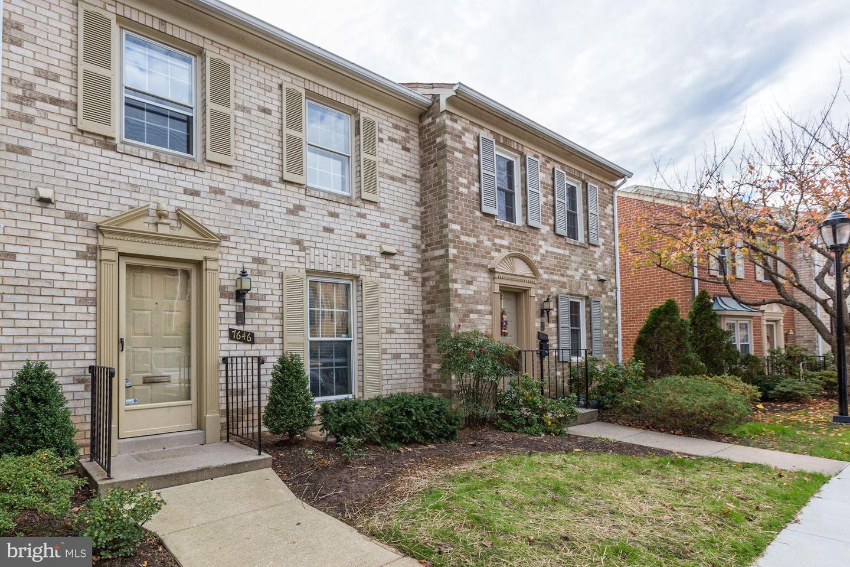 7646 Westlake Terrace  #81 - Montgomery, Maryland 20817