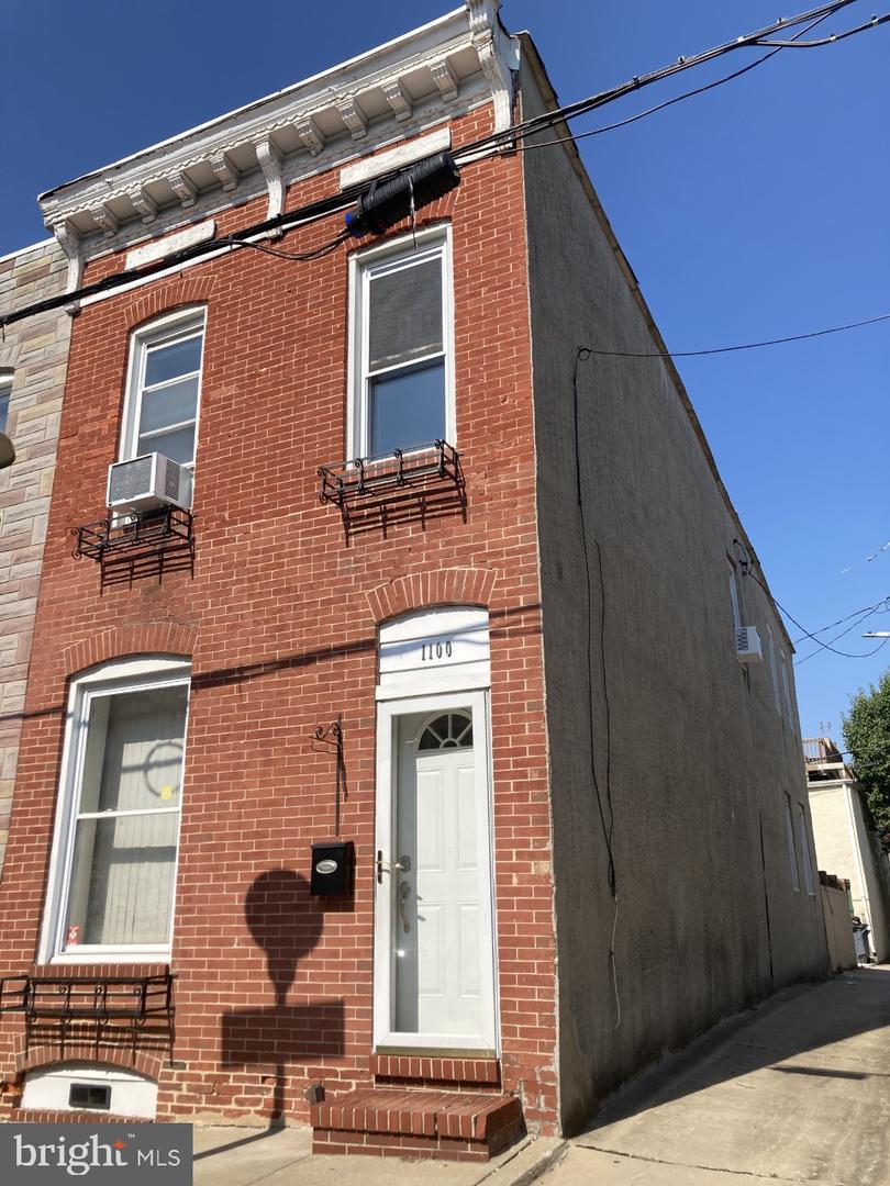 1100 Bouldin Street   - Baltimore, Maryland 21224