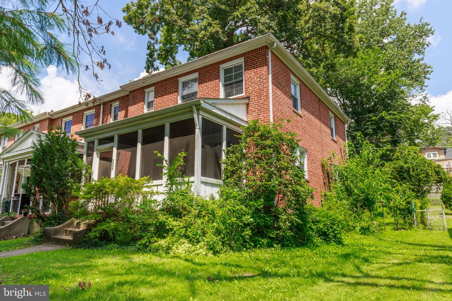 2645 Purnell Drive   - Baltimore, Maryland 21207