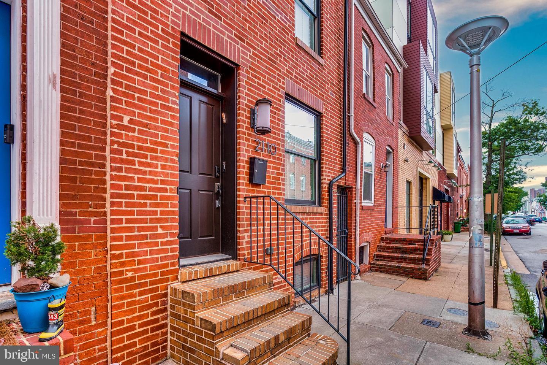 2110 Cambridge Street   - Baltimore, Maryland 21231