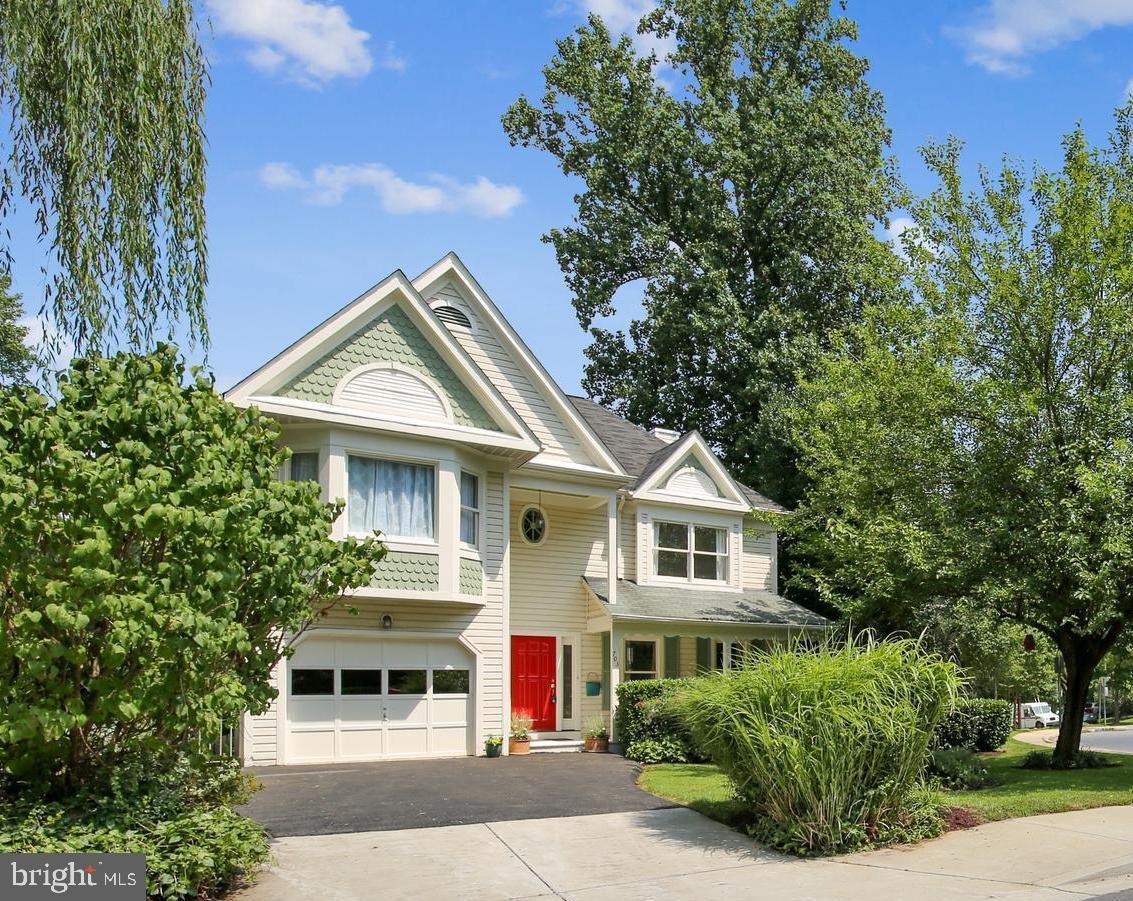 703 Beall Avenue   - Rockville, Maryland 20850
