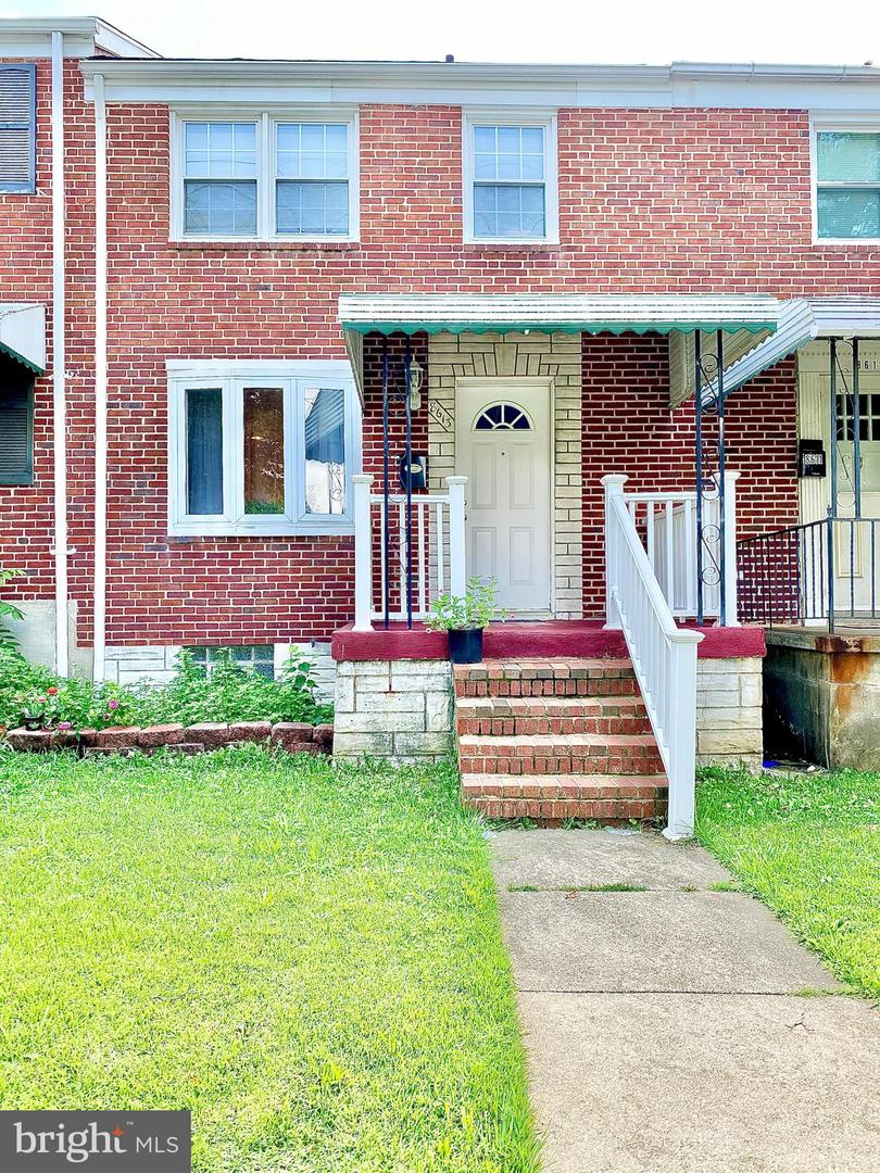 8613 Oakleigh Road   - Baltimore, Maryland 21234