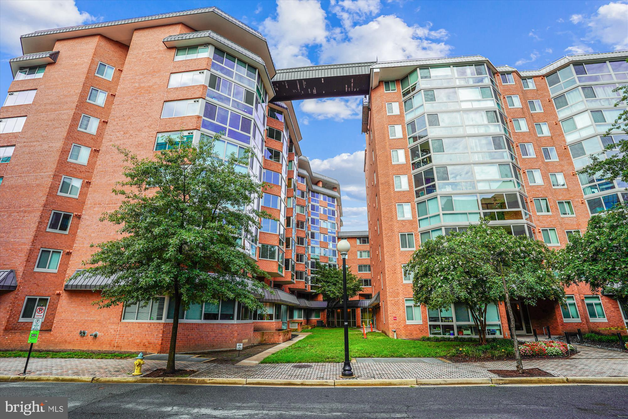 Welcome to the amenity rich Westview at Ballston Condo! Spacious unit with over 975 sq ft plus a large sunroom, garage parking and major systems updated: 2019 Carrier HVAC, 2019 Water Heater, brand new windows. In unit washer/dryer, large walk-in closets, spacious bathrooms, and located at the end of the hall.  Currently rented for $2200/mo - tenant wants to stay or can vacate by 10/31/2020. Located just a few blocks away from the Ballston metro, Ballston Quarter (so many great restaurant options!), and easy access to major roadways. Underground garage parking, pet friendly.