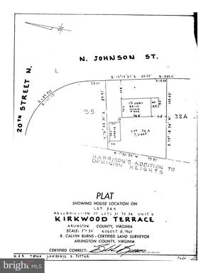 1904 N Johnson St Arlington VA 22207