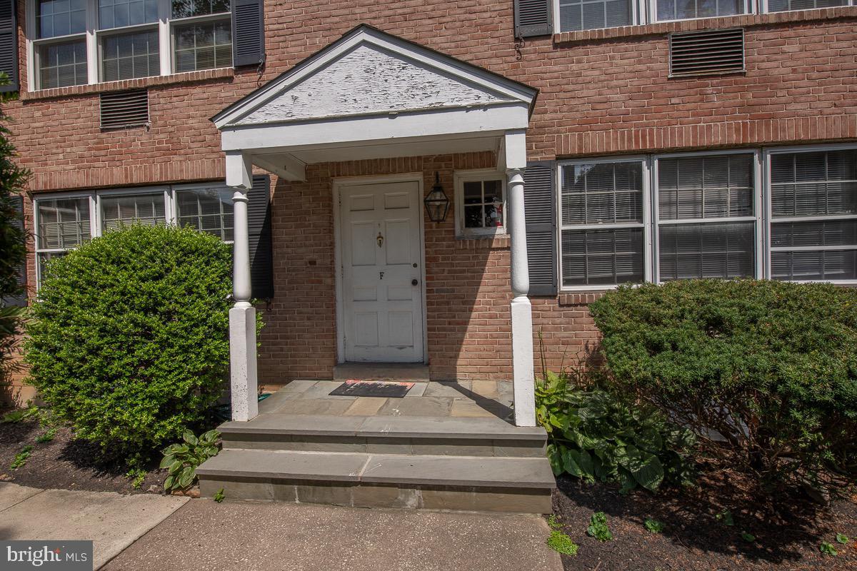 1334 Montgomery Avenue UNIT F1 Narberth, PA 19072