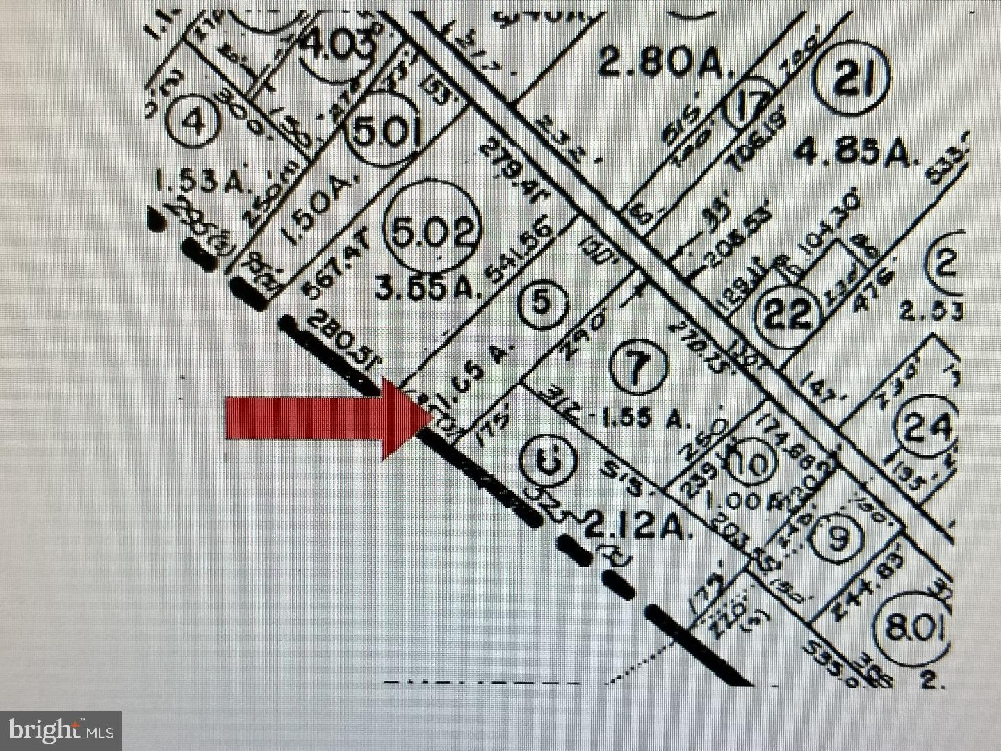 Country location for 1.65 acre lot.  No documents on file.