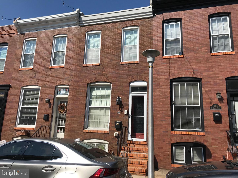 710 Glover Street   - Baltimore, Maryland 21224