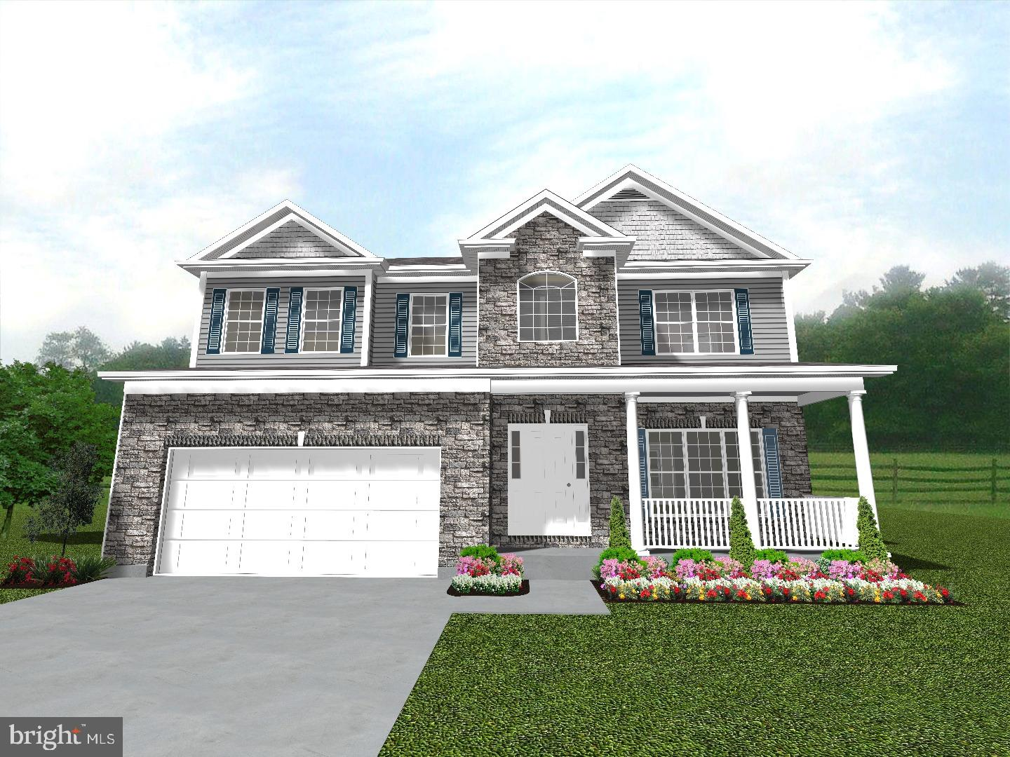 "Welcome home to Lenape's newest floor plan, the Nanticoke! Your beautiful front porch welcomes you into this 4 bedroom, 2.5 bath home. As you enter your foyer area down the hall, you have a 20X16 great room, a formal dining room, large kitchen, pantry, and mudroom. Relax on your 12X10 composite deck that comes standard with this home. Large master bedroom on the 2nd floor with a walk-in closet and large master bathroom that has a double vanity, shower and soaking tub. Three additional spacious rooms all with walk-in closets. Along with this beautiful floor plan comes STANDARD Granite Kitchen Countertops, 42"" Raised Maple Cabinets, A Stainless Steel Appliance Package That Includes Dishwasher, Microwave, Smooth Top Oven and Central Vacuum System. Don't miss out on getting into this beautiful community. Pictures are of a similar home. Please  note - all site visits are strictly by appointment only. Masks must be worn at all times."