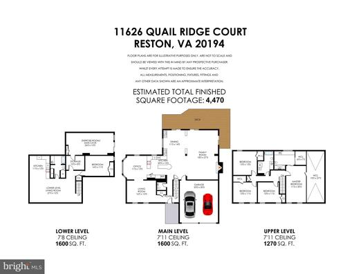11626 Quail Ridge Ct Reston VA 20194