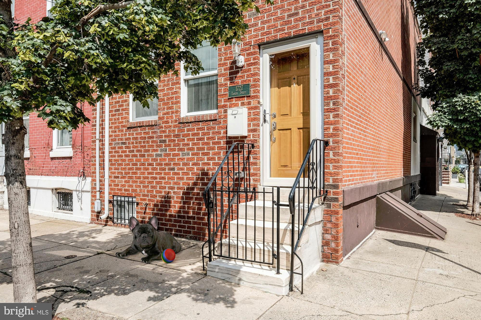 Must see 3 bedroom NEWLY renovated home with HARDWOOD floors throughout, and THREE CAR GARAGE PARKING. This tastefully done renovation exudes warmth and charm from the minute you enter. Gracious and open living and dining area all open to a stunning kitchen with custom GRANITE counter tops, and stainless steel appliances, exotic MARBLE flooring, and awesome NATURAL SUN LIGHT. There is also a half bath on this level. On the second floor of this light filled residence you will find an enormous master bedroom with a walk in closet, and stylish MARBLE & TILE bath, full laundry room, and a designated deck area just waiting to be finished. On the third floor of this sun splashed home you will find two additional bedrooms and a lovely tile bath. The basement is also finished ideal for a ZOOM ROOM, DEN, or HOME GYM. There is also a full bath on this level. This corner property in the heart of NEWBOLD has it all.