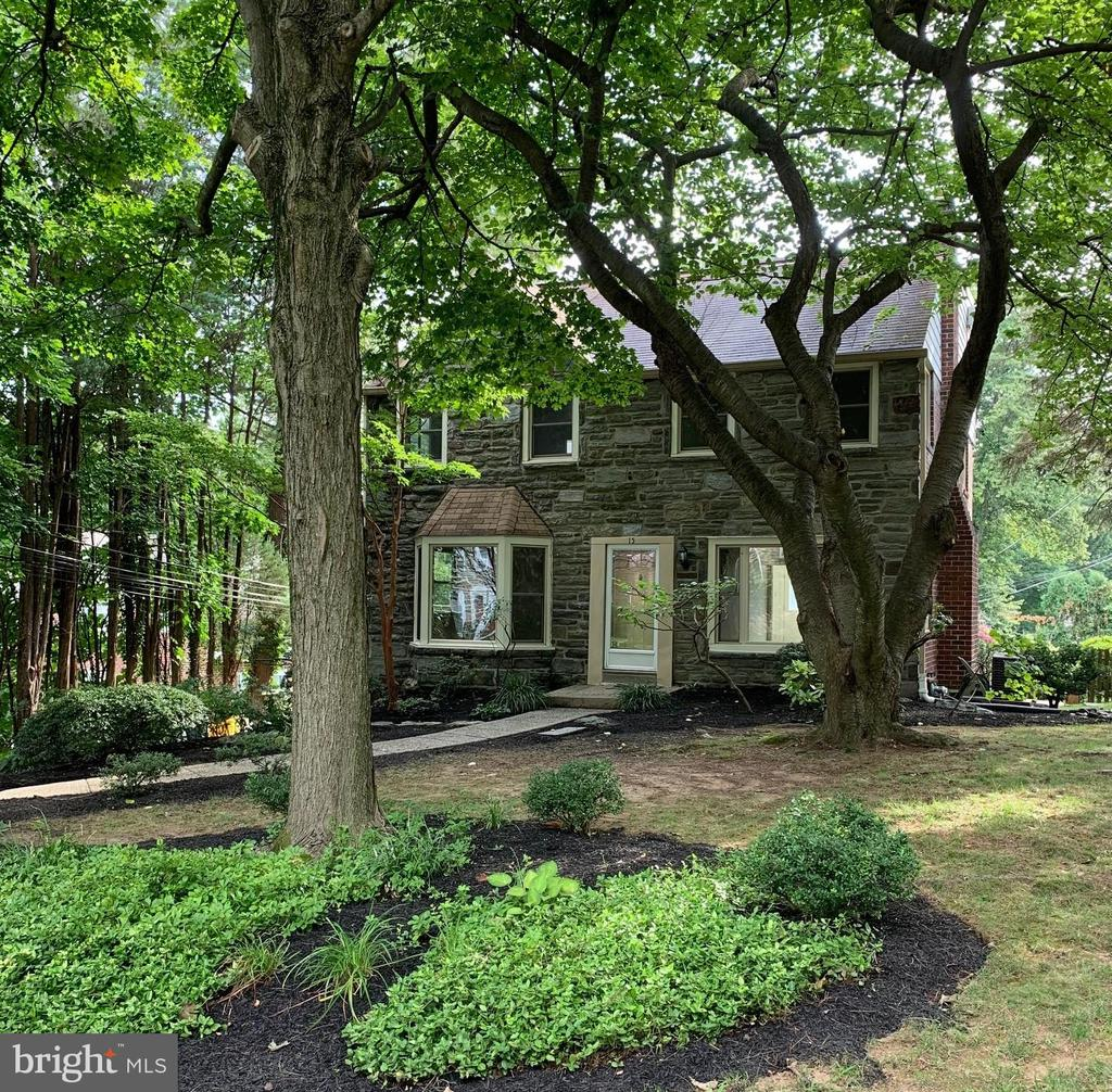 "Rare opportunity to own a 5 Bedroom/3.5 Bathroom home on Levering Circle!  This is one of the best streets in Bala Cynwyd, with close proximity to the city as well as all that the Main Line has to offer and located in the award-winning Lower Merion School District. This lovingly cared for stone colonial is one of the largest homes in ""The Circle"" and is perfectly situated to get lots of natural light from the many windows in every room.  The first floor opens to the formal living room with beautiful hardwood floors that flow throughout most of the 1st and 2nd floor, plenty of space for seating, and a lovely fireplace. The spacious dining room benefits from a bay window overlooking the front yard and opens to the pristine, newly renovated, eat-in kitchen. The kitchen has ample storage space and a smartly designed built-in dining space surrounded by windows. The first floor is rounded out by an open and airy den that provides fantastic additional living space, with a convenient powder room, and leads out to the gated backyard with stone patio. The second floor is home to 3 beautiful, light-filled bedrooms and an office.  The second-floor master suite has smartly designed built-ins, abundant storage and closet space, and an expanded bathroom with double sinks and a laundry room for extra convenience. The other 2 bedrooms on this floor are both a wonderful size and share a newly updated full bathroom with a tub. The additional room on this floor makes for the perfect office with a window and a closet! The third-floor addition provides 2 more additional bedrooms, a full bathroom, and even more storage. This floor is great for guests, an Au Pair suite, or as an additional living or office space.  The fully finished basement and 1 car garage complete this lovely home!"