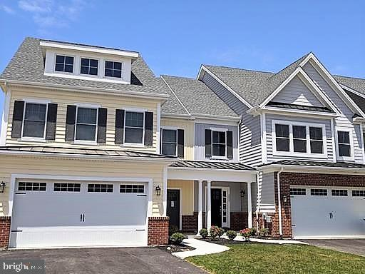 "Visit this home virtually: http://www.vht.com/434101369/IDXS - Overlooking the lovely Branch Canal right on the waterside, this brand new custom carriage-style townhome which is available for Quick delivery in mid to end of October... is a unique opportunity in New Castle County. Located in The Canal District at Fort DuPont. This floor plan features an open concept on the main floor with 3 bedrooms upstairs and a total 2.5 baths. This home also features a 2-car garage. The impressive kitchen is well appointed with granite counter tops, 42"" custom cabinets with trim and soft close hardware and a massive island perfect for entertaining. The owner's bedroom has serene views and spacious walk-in closet.The homes are close to downtown and community boat access for outdoor activities year round. With future shops to include a restaurant, Beer Garden, a Theater district along with an expanded Marina District... making Fort DuPont the new sought after Riverfront in Delaware and the lifestyle you have always craved. With Wilmington, Newark, Dover, Christiana and the southern beaches a short drive away, you will love being close to everything yet nestled in a quiet setting. This home is currently under construction/to be built. Photos are for marketing purposes only and are not of the actual house. The Sales Center is open Monday 2-6pm, Tuesday 11-6pm, Friday 11am-6pm as well as Saturday & Sunday 12-5pm. Home can be shown with scheduled appointment as well. County, City and School taxes are an approximate amount. Homes to be built. Stop by the Sales Center and inquire about the great September incentives included with this property."