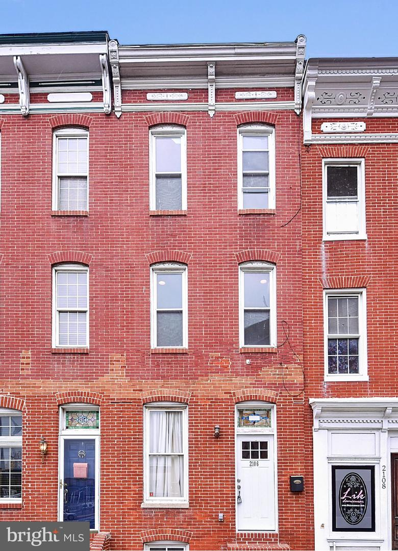 2106 Fleet Street   - Baltimore, Maryland 21231