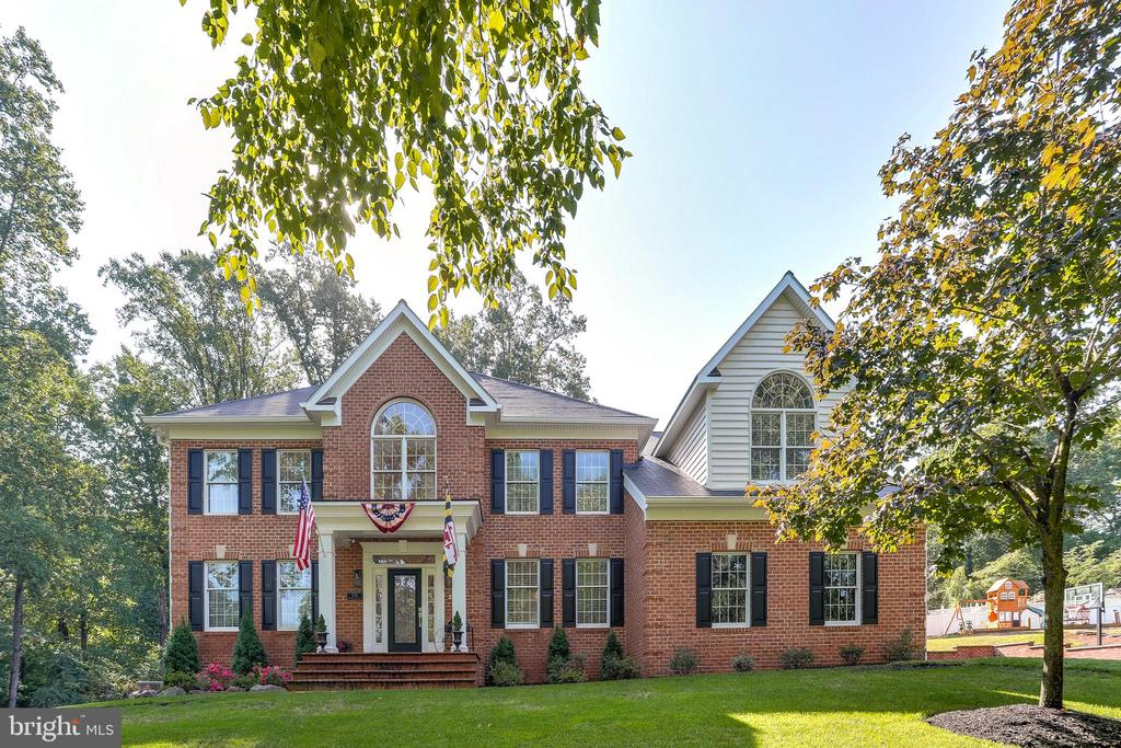 COMING SOON - Stunning Brick front Colonial with pool and deeded boat slip in Severn View community!