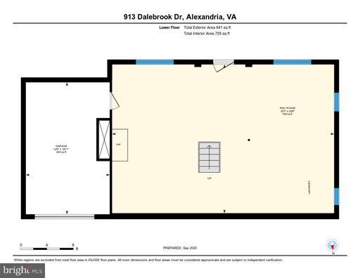 913 Dalebrook Dr Alexandria VA 22308