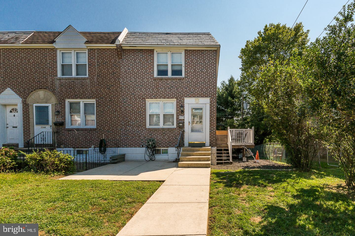 2270 S Harwood Avenue Upper Darby, PA 19082