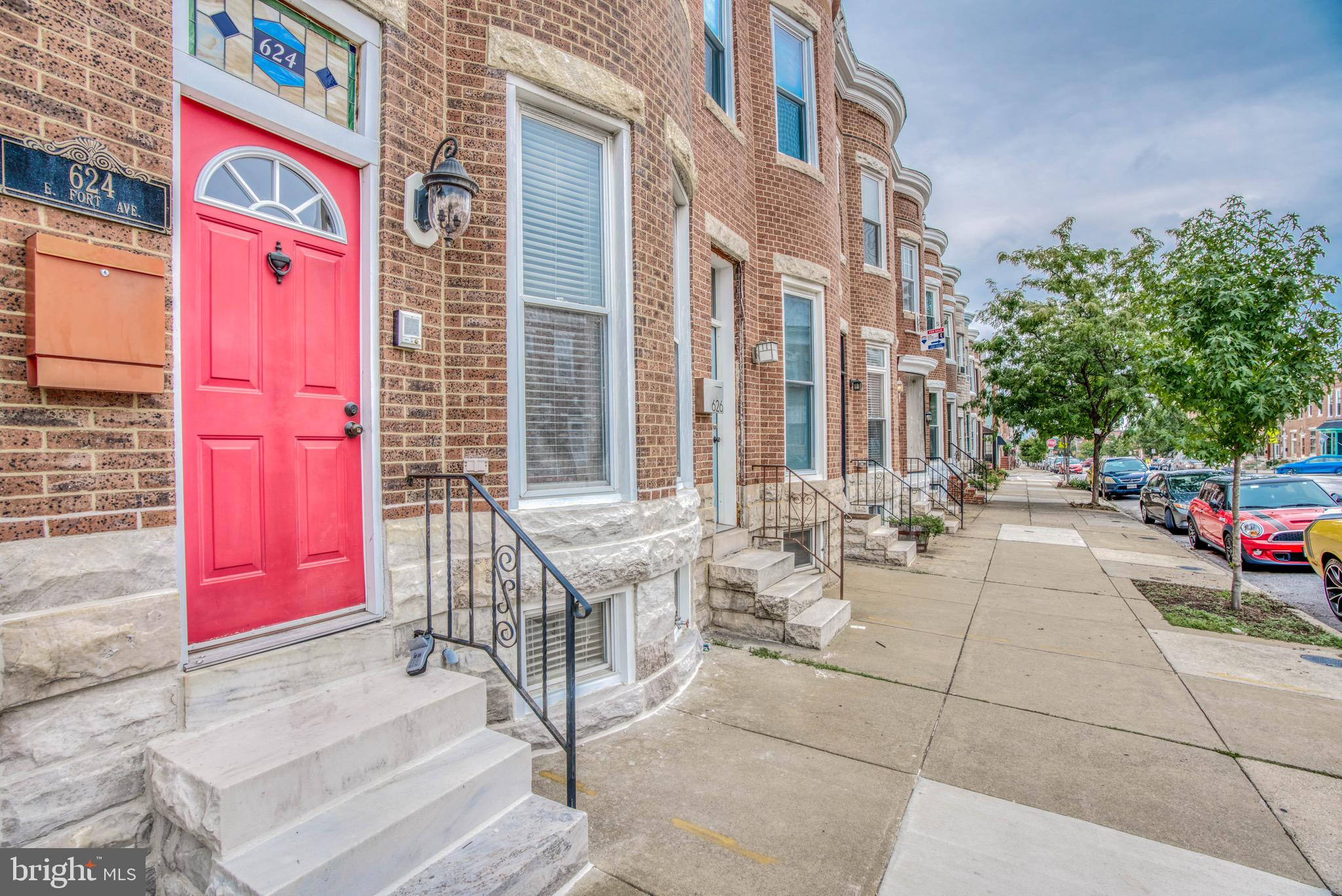 624 E Fort Ave, Baltimore, MD, 21230