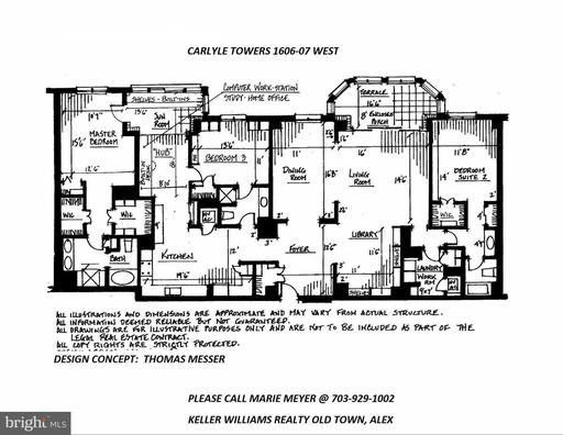 2181 Jamieson Ave #1606-07, Alexandria, VA 22314