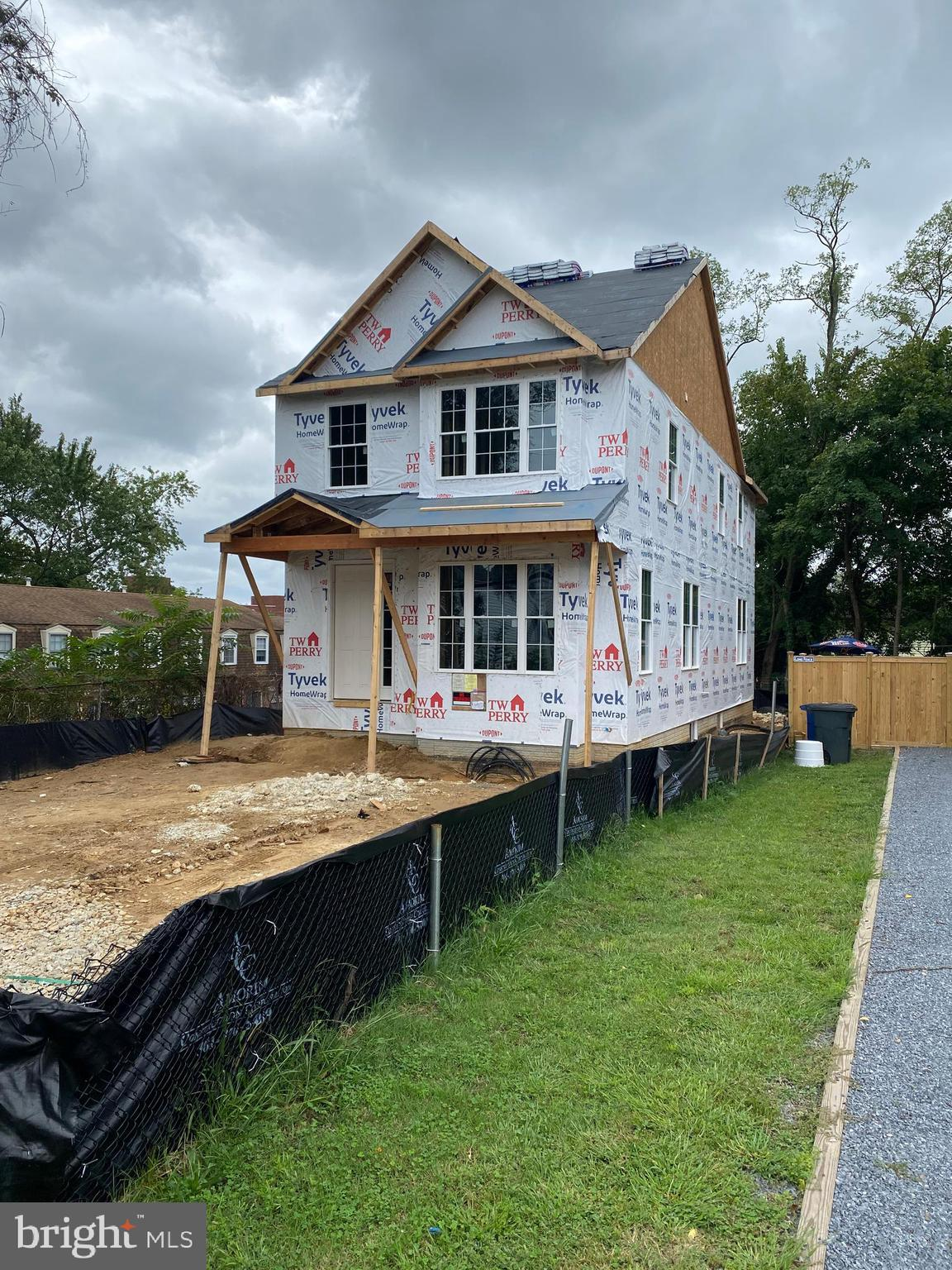 "New Construction in West Annapolis !!! Dont't let this one get away . 2000 square foot finished above grade with an additional 600 ft finished below grade . This 4 bed 3 full bath and 1 half bath home leaves no stone unturned . Options include 9' foot 1st floor ceilings complemented with custom tray 2nd floor master br has cathederal ceilings, 42 "" custom cabinets with quarts counter tops & Gourmet  Appliance package , Main level Wide plank Hardwood floors ,Custom  Oak stairs and handrails,Custom Moldings , Gas fire place, Gas cook top , Front porch & rear deck plus aFenced rear yard. And all this just a few blocks from DTA & The Naval Academy . WEST ANNAPOLIS SCHOOL DISTRICT still time to make final selections."