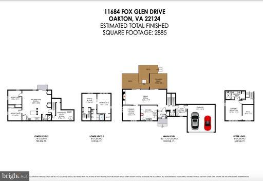11684 Fox Glen Dr Oakton VA 22124