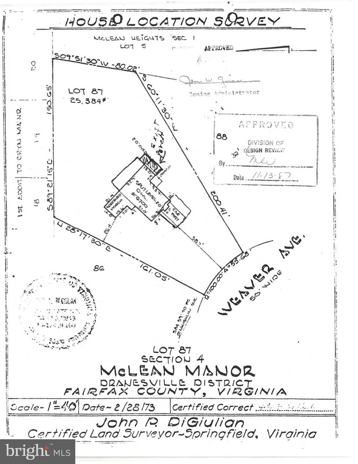 6700 Weaver Ave, Mclean, VA, 22101