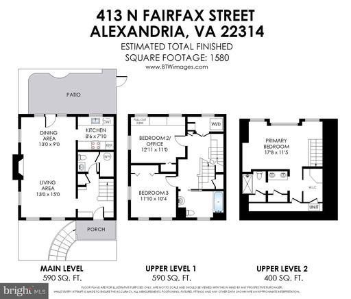 413 N Fairfax St Alexandria VA 22314