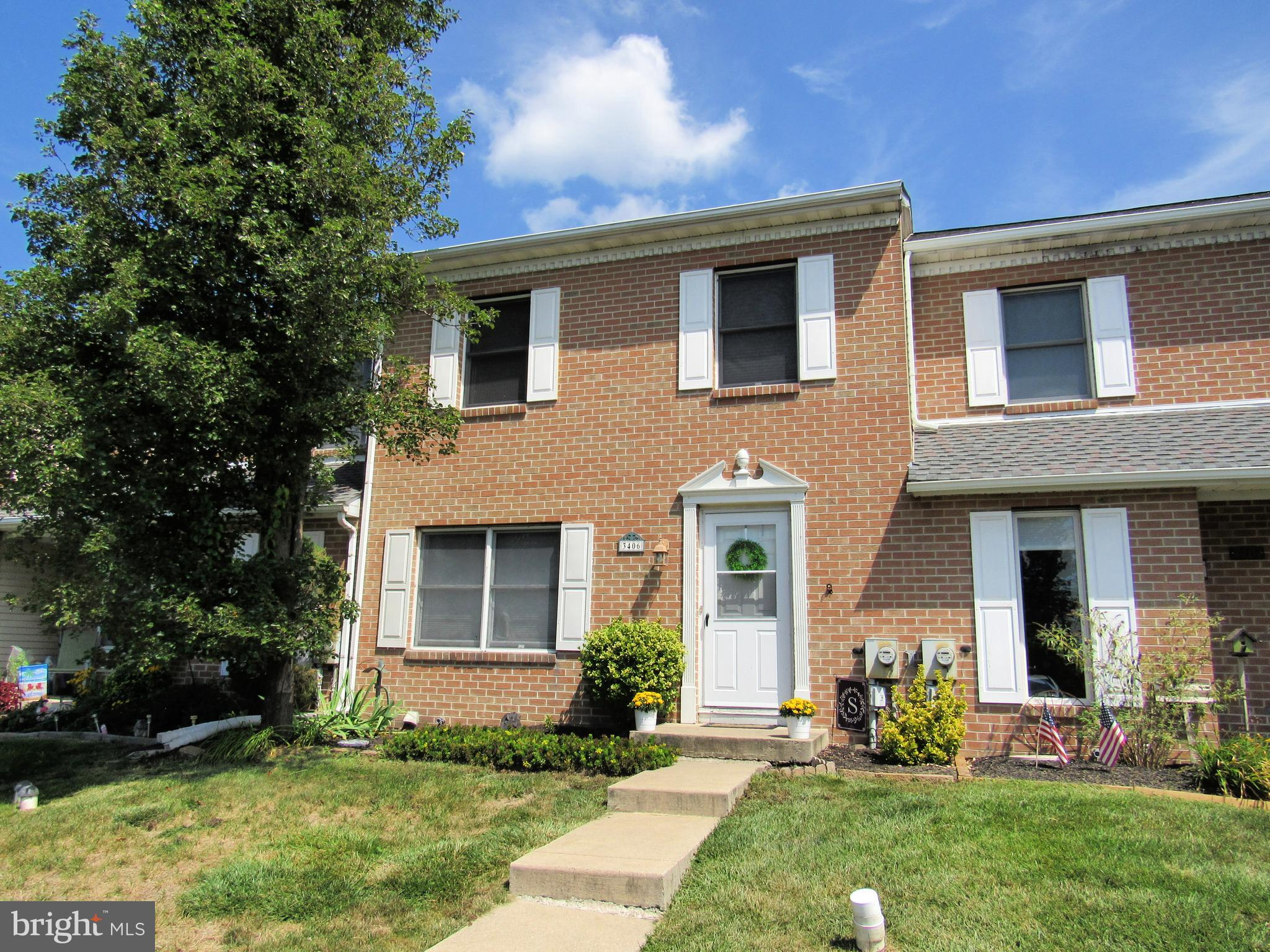 Welcome home to this well-maintained townhome in the desirable Perkiomen Crossing neighborhood! The first level has a spacious living room that opens up to a formal dining room, a kitchen with plenty of counter space and an eat-in area. A half bath completes the main level. There is also a deck off of the kitchen where you can enjoy gatherings around the chiminea. The upper level has a large master suite with his and her closets, and private bath. A full hallway bath and two other bedrooms with spacious closets are also on this level. The basement is finished and includes shelving units for plenty of storage space. Updated floors throughout and all appliances are included.