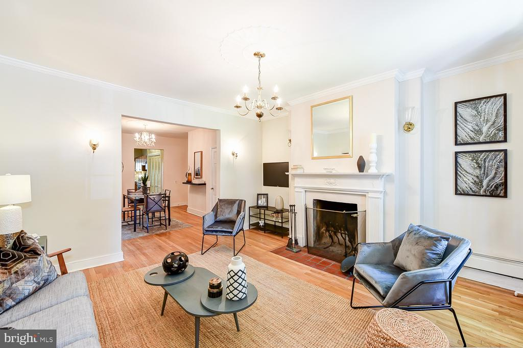 Located just steps from the US Capitol, this gem is just waiting for you to move in and make it your own. The possibilities are endless in this 3 bedroom, 3.5 bathroom home that boasts ample natural light, a decorative fireplace, multiple closets, walk-out basement and spacious living areas. The eat-in kitchen leads out to a deck that overlooks a patio that is perfect for entertaining. The neighborhood has a walk score of 94, which puts you close to anything you will ever need including Whole Foods, Trader Joes and Harris Teeter, endless shopping and dining options, parks and greenspace, including the National Mall. This location puts you right in the middle of it all, including Eastern Market, Barracks Row, and Navy Yard. Just a 10-minute drive to Washington Reagan Airport, Crystal City/Pentagon Row retail, and the new Amazon HQ2.