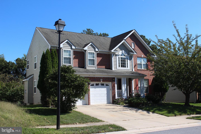 223 Earhart Court   - Owings Mills, Maryland 21117