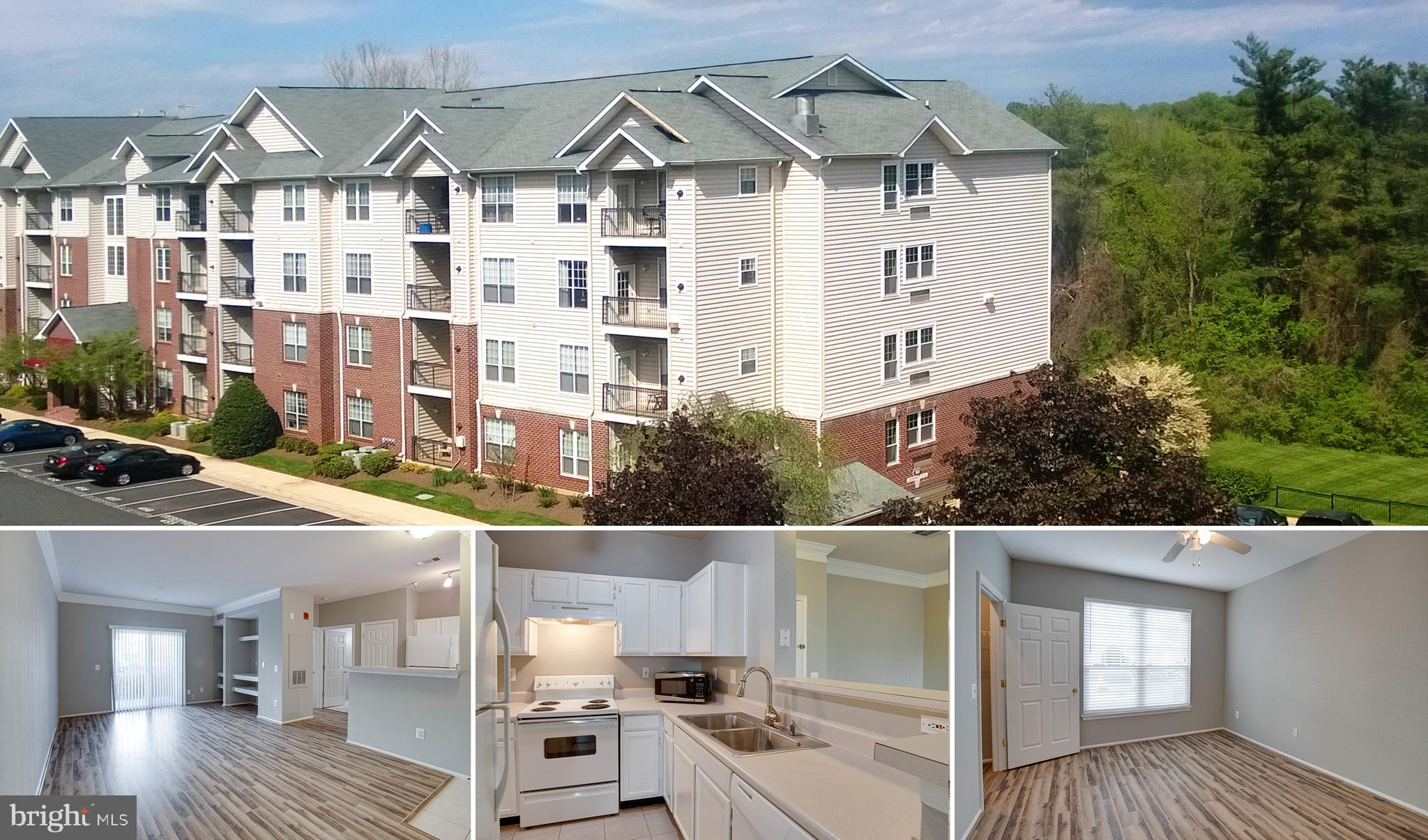 Great ground level condo - walk to McLean Silver Line metro + Wegmans across the street opening soon. The unit has laminate floors and newer windows and is in a controlled access building. Larger 735 sqft Danielle model. 1 reserved parking spot + 2 guest tags. The Gates of McLean is a gated community with great amenities like an outdoor swimming pool, gym, clubhouse, sports court, grill area and walking paths. Minutes to everything in Tysons and minutes from toll road.