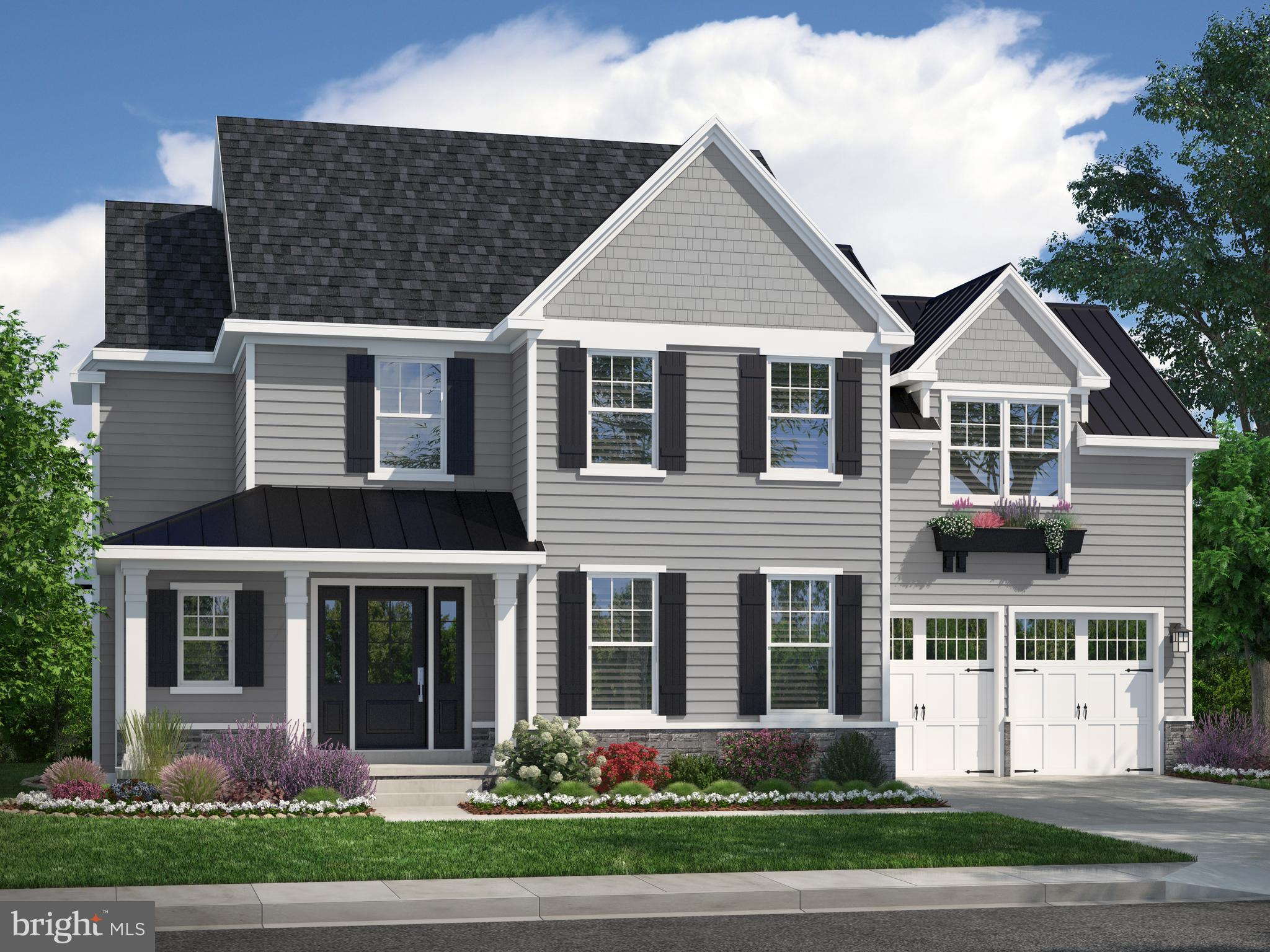 """Welcome to Berwyn Village- Stonehaven Homes' latest New Construction Community offering 18 luxury single-family homes in a carefree/maintenance free environment.  These homes are conveniently located in #1 award winning TE school district and are walking distance to the town of Berwyn and the train! Whether you have a hectic work schedule, busy home life or love to travel, you can feel secure in knowing your home will be cared for while you are on the go! The elegant Belton model combines style and classic design features that will appeal to even the most discerning buyer. The gourmet kitchen is central to this home's design and is the perfect space to entertain guests or spend time with loved ones. Open to the sun drenched great room, the gourmet kitchen features Bosch appliances, 42"""" cabinets by Century and an oversized center island. This model also offers a butler's pantry connecting the kitchen to the dining room acting as the perfect space for a wet bar, serving area or additional storage.   The Belton contains elevator compatibility and is offered with 3 or 4 bedrooms on the 2nd level or with a first-floor master suite. The owner's suite features large walk in closets and a sumptuous master bath complete with an oversized shower, private toilette, and soaking tub. Adding to the well-crafted design of this home is a first a home office off the entry and a 2nd floor laundry room. Additionally, there is space in the lower level or 3rd floor waiting to be finished if desired. Tucked into an existing community, these homes will have no through traffic. Furthermore, a 6ft western cedar privacy fence and lush plantings will surround the community to create a nestled feel.   Don't miss out on this rare opportunity to experience the luxury of new construction living in a carefree domain. HOA services include lawn mowing, leaf cleanup, annual mulching, snow removal of driveways, walkways and roadways and trash.  Walking distance to the town of Berwyn, the train station"""