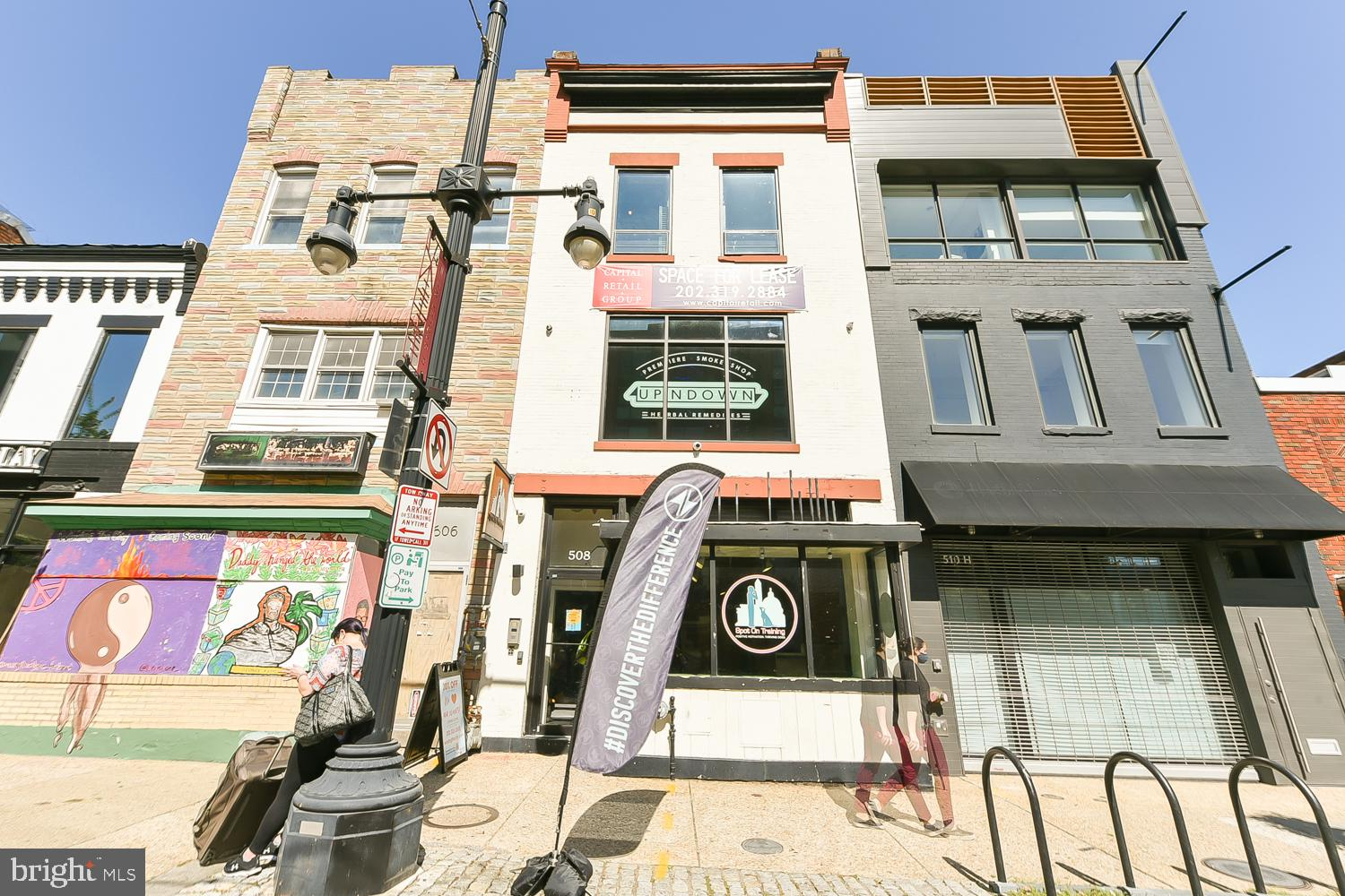 Two spaces available for lease. Office space located on 3rd floor of 508 H street NE.  $3,000 + utilities. 1st floor retail space $7,500 . Conveniently located along the H street corridor near Whole Foods and Union Station. Has kitchen, conference room, and bathroom. Wood floors. $40 app fee. Two month deposit. New windows allow for plentiful natural light. Great opportunity for anyone wanting a presence along H. Check out the virtual tour