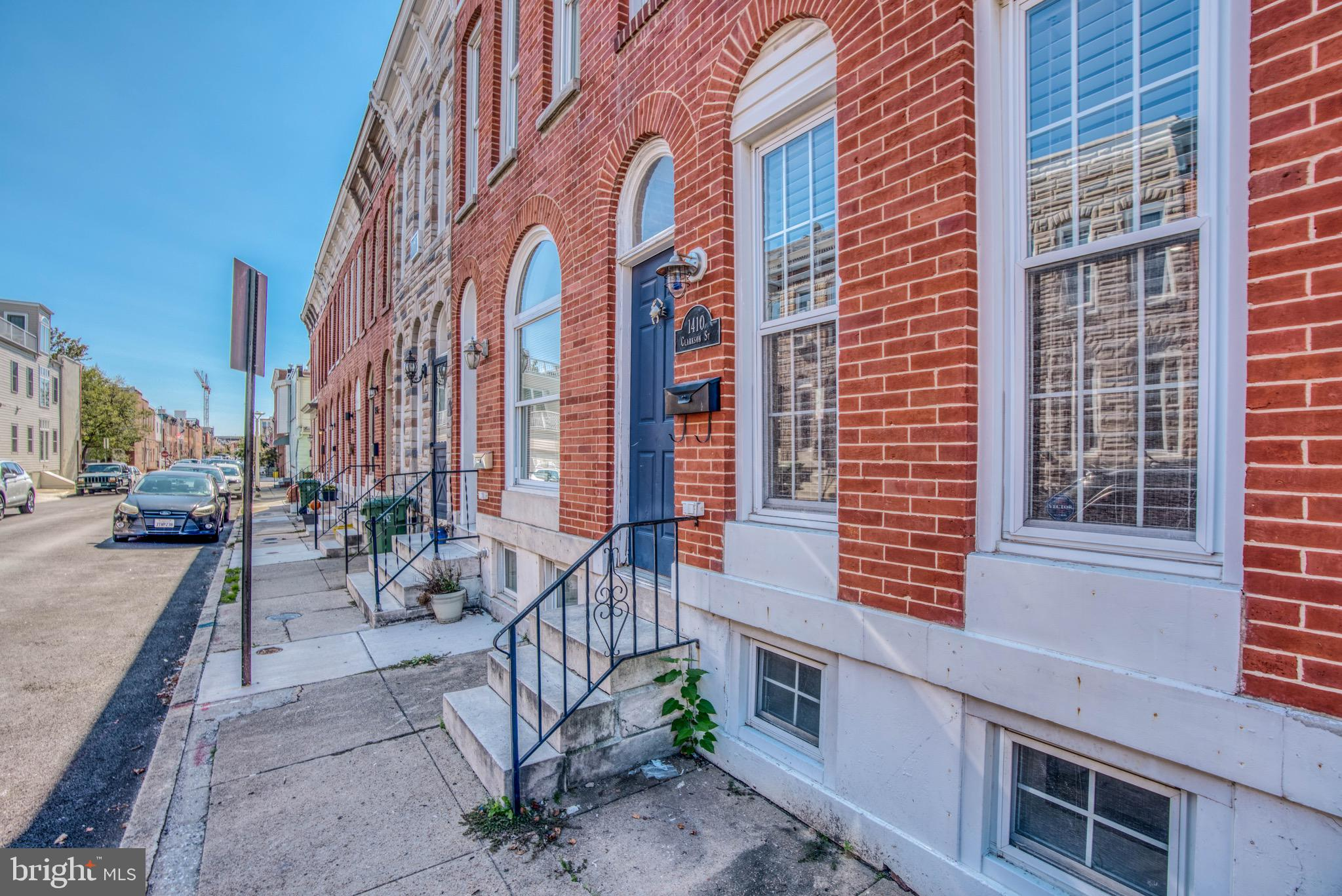 1410 Clarkson St, Baltimore, MD, 21230