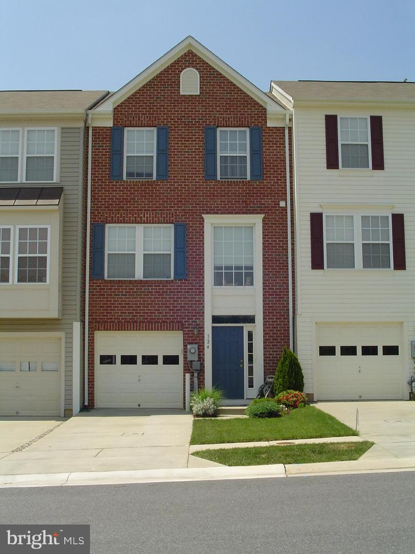 124 Oliver Heights Road   - Owings Mills, Maryland 21117