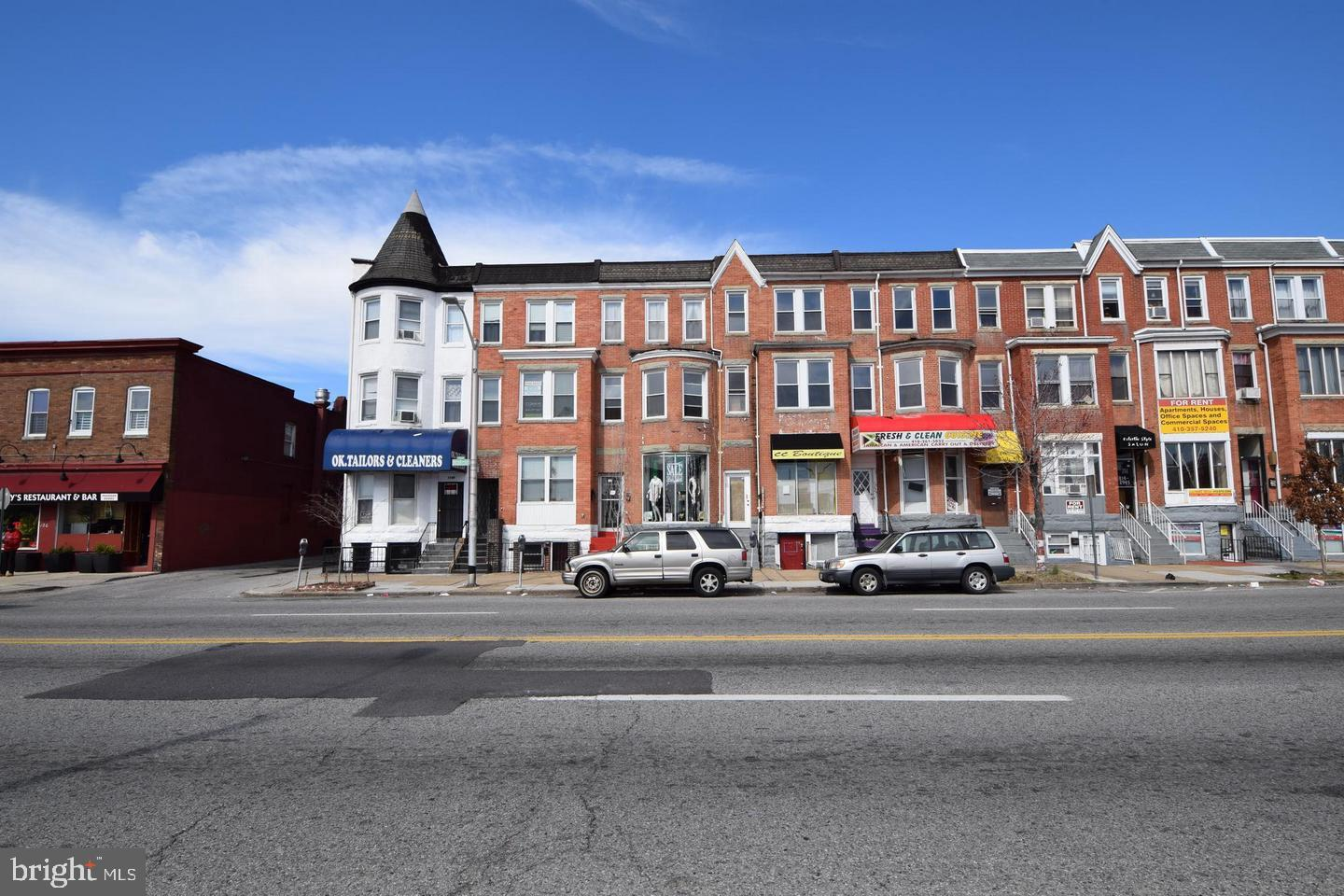 114 W 25th St #2, Baltimore, MD, 21218