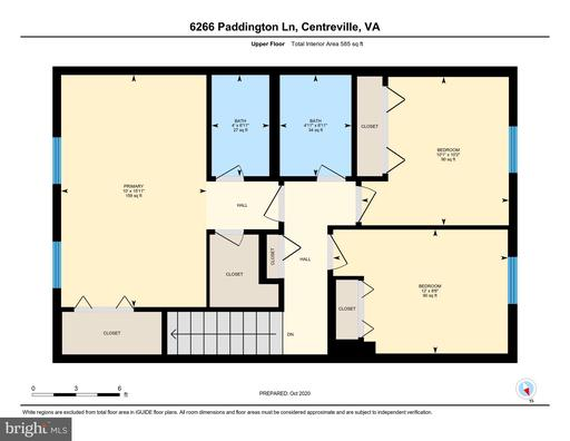 6266 Paddington Ln Centreville VA 20120