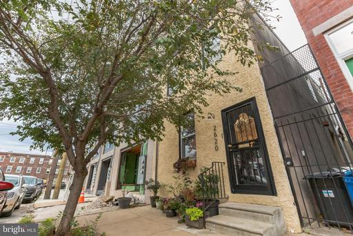 Property for sale at 2620 Braddock St, Philadelphia,  Pennsylvania 19125