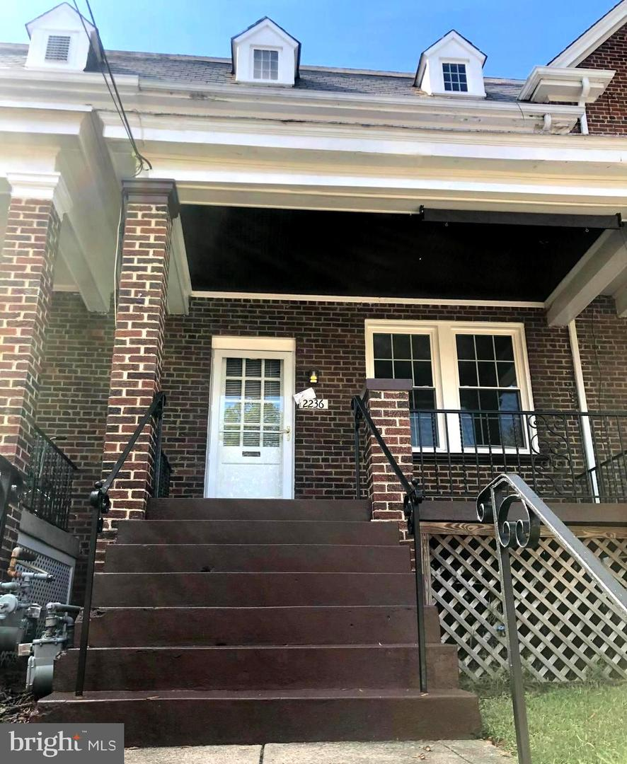2236 39th Place NW  - Washington, District Of Columbia 20007