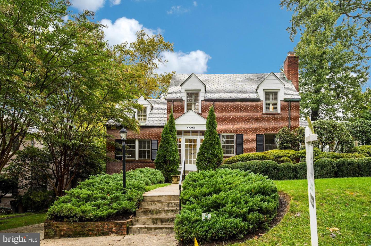 1525 Red Oak Drive   - Silver Spring, Maryland 20910