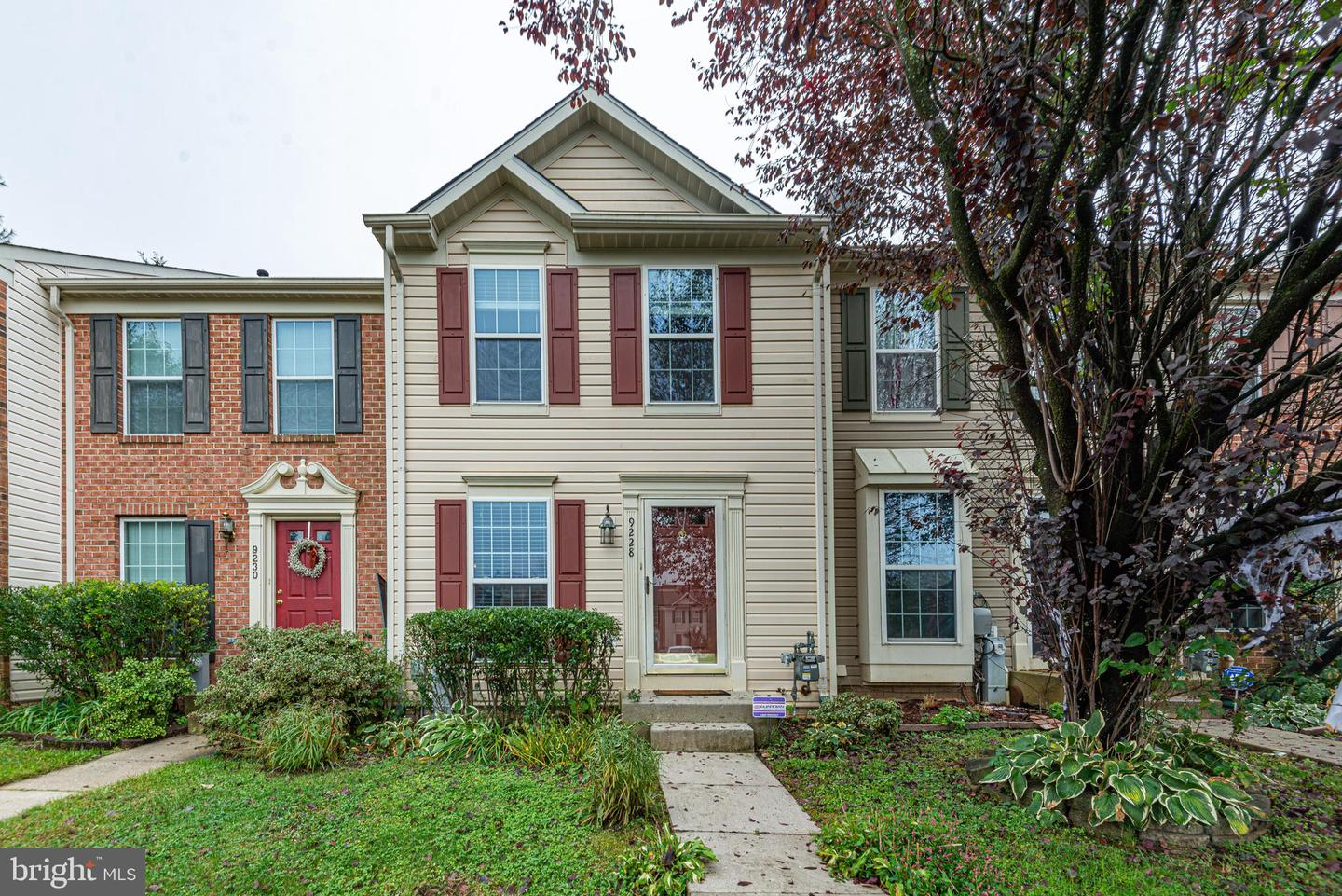 9228 Christo Court   - Owings Mills, Maryland 21117