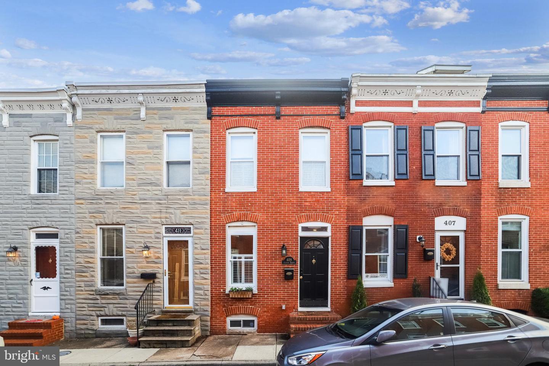 409 Sanders Street   - Baltimore, Maryland 21230