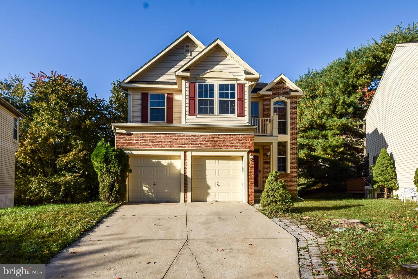 9609 Fable Drive   - Owings Mills, Maryland 21117