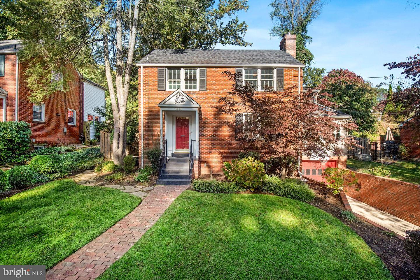 9418 Columbia Boulevard   - Silver Spring, Maryland 20910