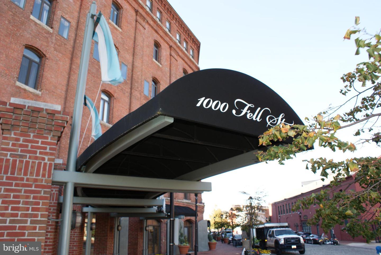 1000 Fell Street  #619 - Baltimore City, Maryland 21231